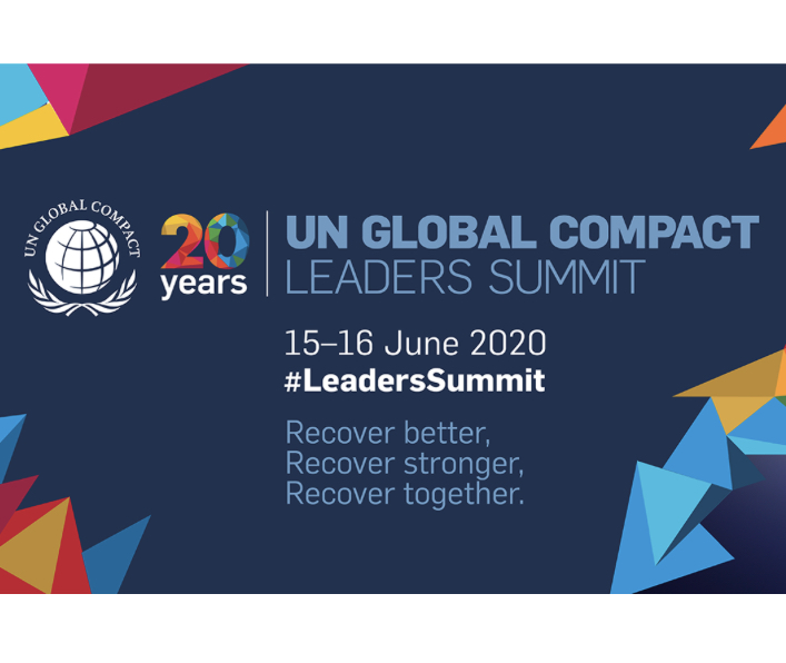 UN Global Compact 20th Anniversary Leaders Summit