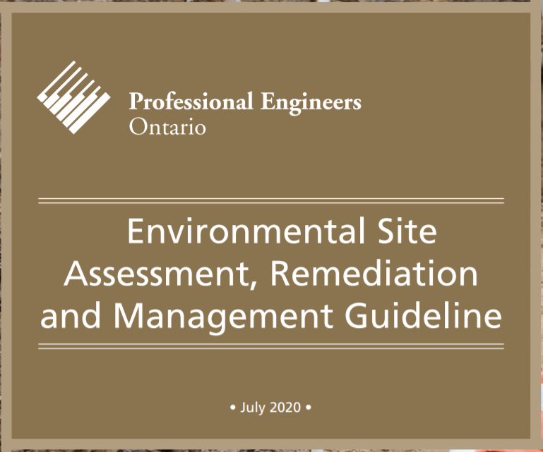 ENVIRONMENTAL SITE ASSESSMENT, REMEDIATION AND MANAGEMENT GUIDELINE
