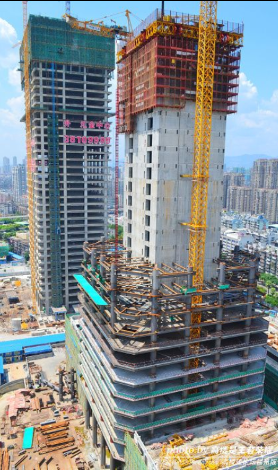SELF CLIMBING FORMWORK SYSTEM THE MAGIC-KEY OF HIGH RISE CONSTRUCTION