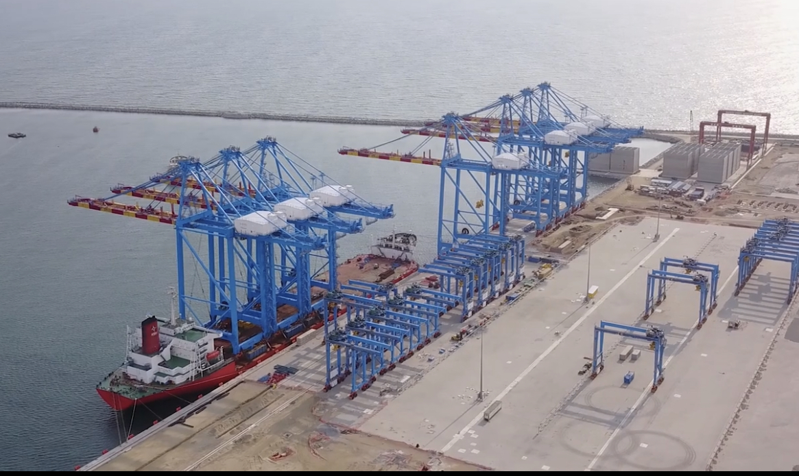 MPS Tema Port Expansion Project