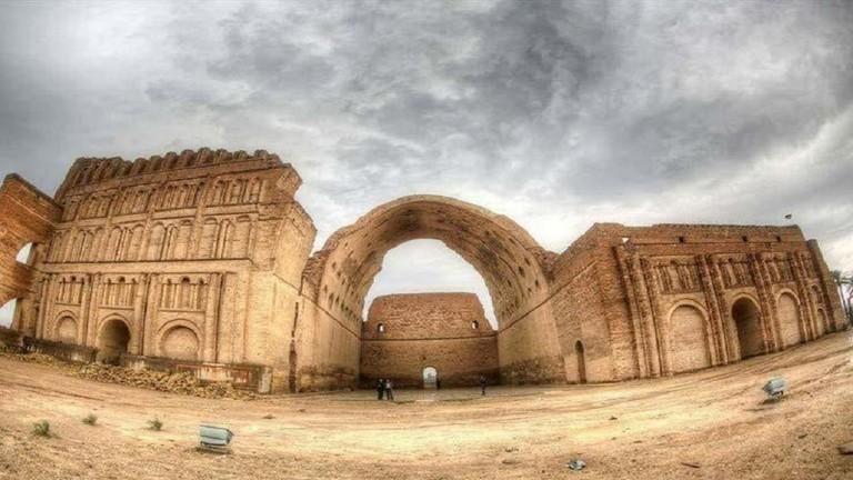 مفخرة عراقية هندسية قبل 1800 سنة