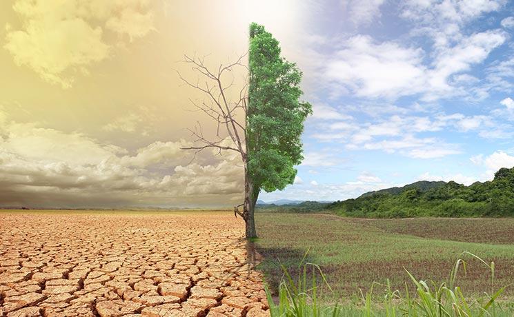الاحتباس الحراري والخطر العالمي القادم